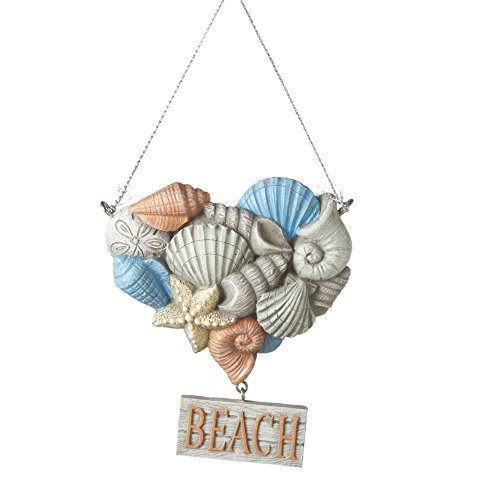 Shell Beach Dangle Ornament