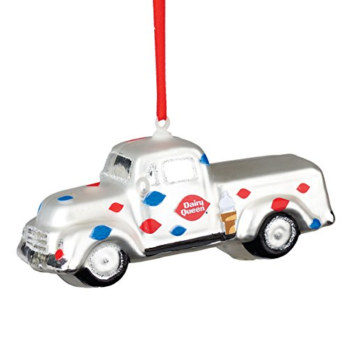 Department 56 Dairy Queen Vintage Truck Ornament