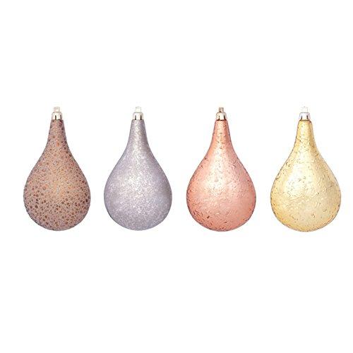 Flat Drop Ornament (24-Pack)