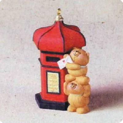 QEO8423 Forever Friends Andrew Brownsword Collection 1998 Hallmark Keepsake Ornament