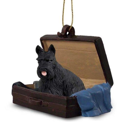 Scottish Terrier Traveling Companion Ornament