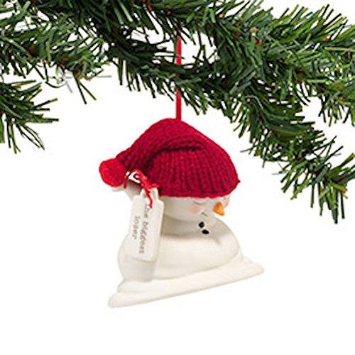 Department 56 Snowpinions Snowman Ornament The Biggest Loser