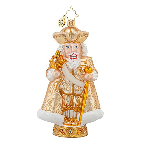 Christopher Radko Ludwig Von Cracker Nutcracker Christmas Ornament