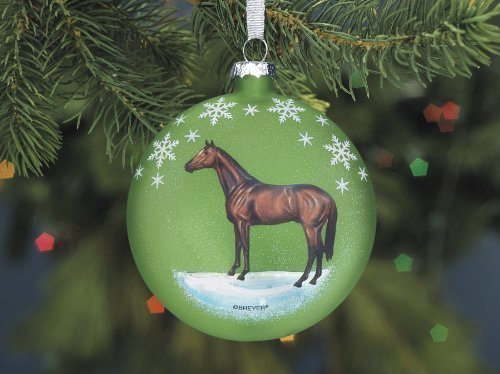 Breyer Artist Signature Ornament by Susan Carlton Sifton – 2nd in Series by Breyer