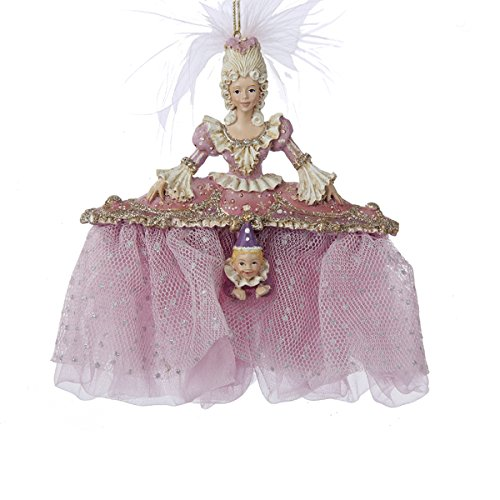 6″ Resin Nutcracker Suite Ballet Mother Ginger Ornament