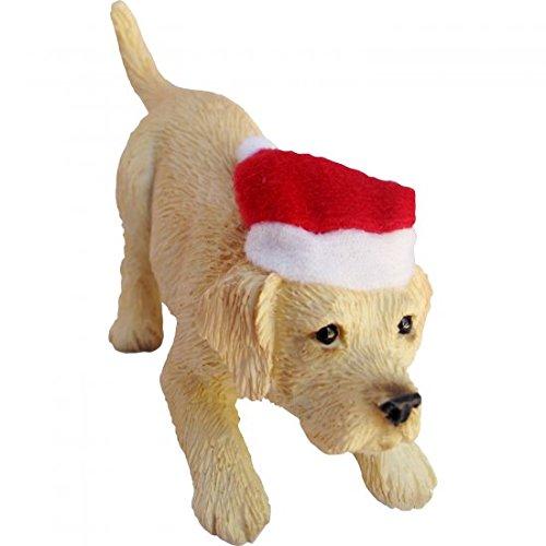 Ornament Labrador Retriever, Yellow