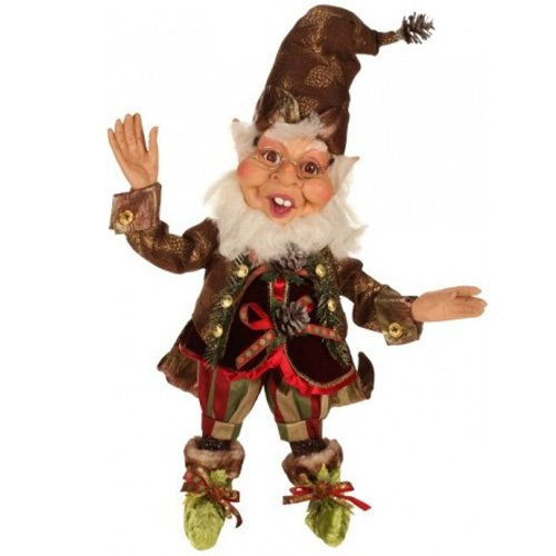 Mark Roberts Elves, Pinecone Elf, Medium 16 Inches
