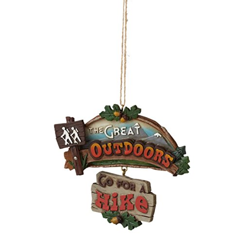 Go for a Hike Hiking Ornament