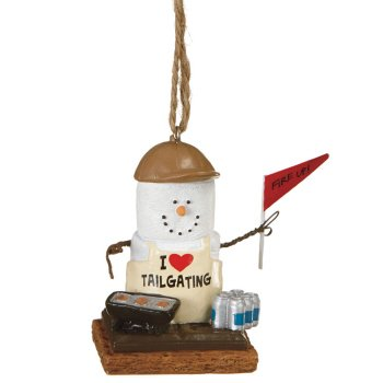 S'mores Tailgating Ornament
