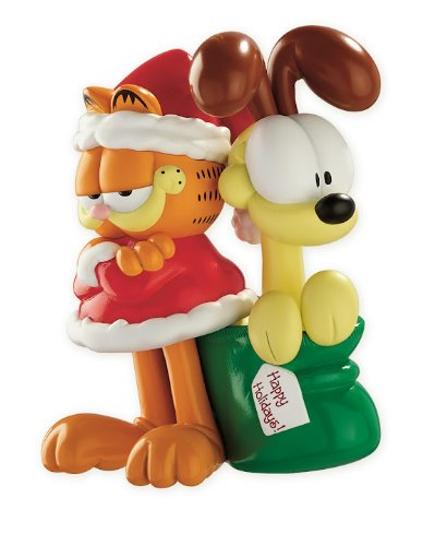 Carlton Heirloom Ornament 2012 Garfield and Odie – #CXOR053B