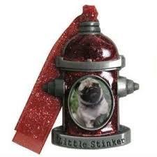 Gloria Duchin Photo Holder Ornament – Little Stinker