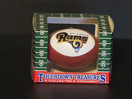 Touchdown Treasures Ornament