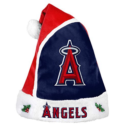 Forever Collectibles – MLB 2015 Santa Hat, Los Angeles Angels