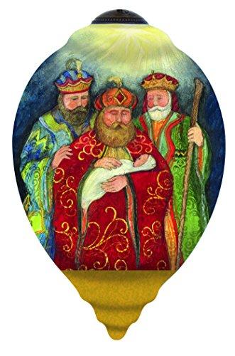 Ne'Qwa A King is Born Ornament
