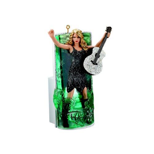 "Carlton Heirloom 2011 Taylor Swift – ""Mine"" – Magic Ornament #CXOR124Z"
