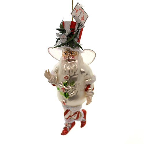 Mark Roberts SNOWMAN FAIRY Glass Limited Edition 3644058