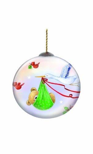 Ne'Qwa Baby's First Christmas Ornament