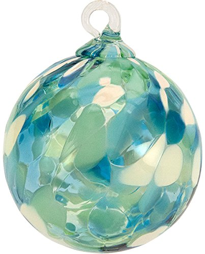 Glass Eye Studio Classic Sea Glass Classic Ornament