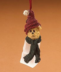 Larry, Boyds Bears Ornament 257544