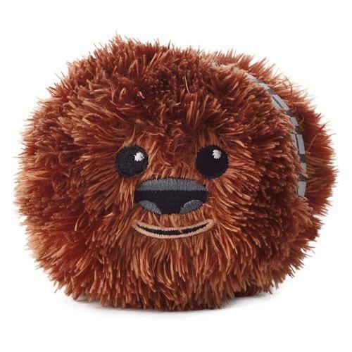 Hallmark Star Wars Chewbacca Fluff Ball Ornament