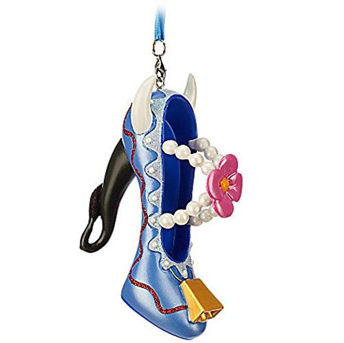 Disney Parks Clarabelle Cow Shoe Figurine Ornament NEW Alex Maher
