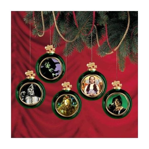 The Bradford Exchange Wizard Of Oz Ornaments – Magical World of Oz