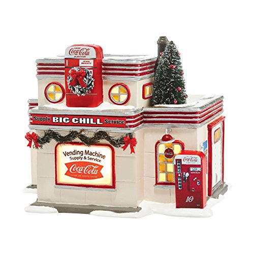 Department 56 Snow Village Big Chill Supply & Service