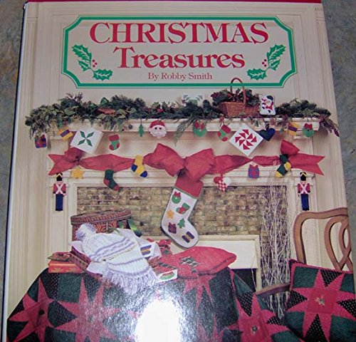 Christmas Treasures: Over 50 Gifts, Ornaments, and Decorations to Craft and Stitch
