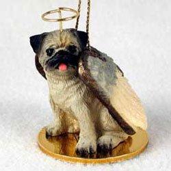 Christmas Ornament: Pug