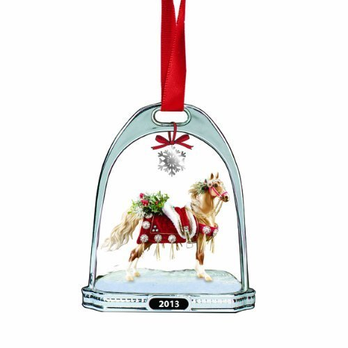 Breyer Holiday on Parade Stirrup Ornament by Reeves (Breyer) Int'l