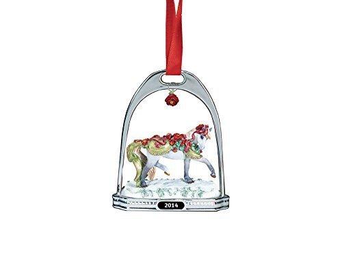 Breyer Bayberry and Roses Stirrup Ornament by Breyer