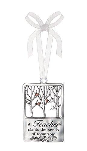 Ornament – A Teacher plants the seeds of tomorrow – Ganz