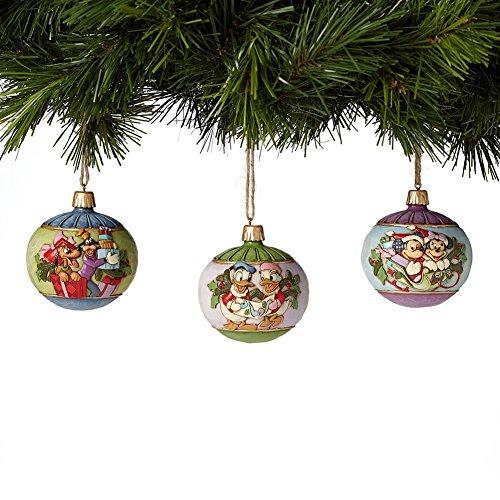Disney Traditions Christmas Ornaments 2015 (Fab Five Ball)