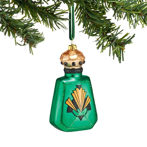 Department 56 Gallery Perfume Bottle Ornament
