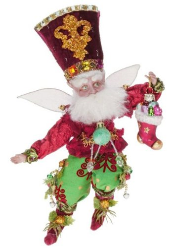 Mark Roberts Collectible Christmas Ornament Fairy – Small 10″ #51-12378