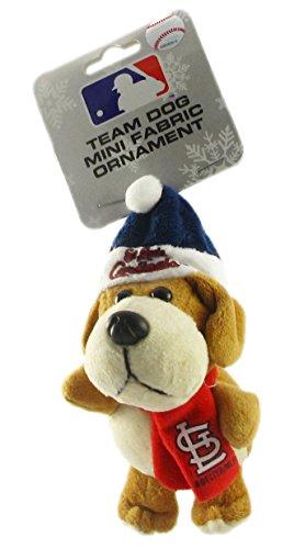 St Louis Cardinals – MLB 3 Inch Plush Dog Ornament