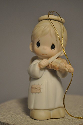 Precious Moments Ornament – Oh Holy Night (Angel with Violin) #522848