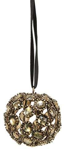 Sage & Co. XAO17067 1.5 Antique Gem Ball Ornament by Sage & Co.