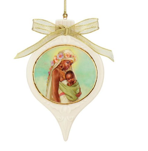 Thomas Blackshear's The Madonna Ornament by Lenox