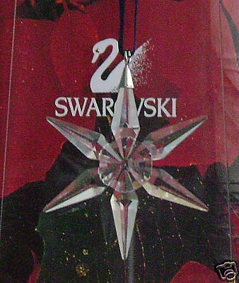 "Swarovski ""Little Star"" Ornament"