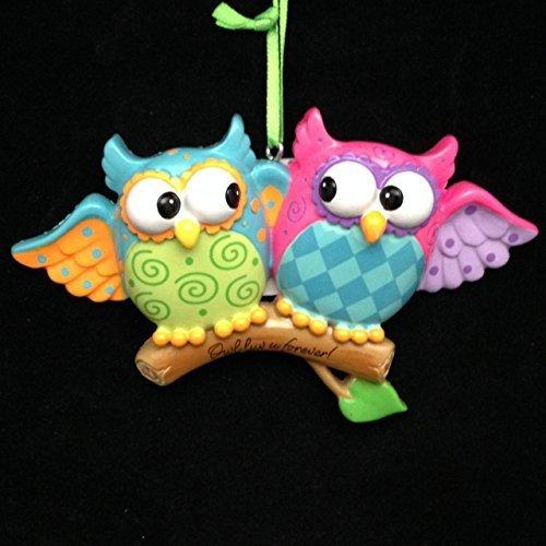 Owl Couple by Polar X