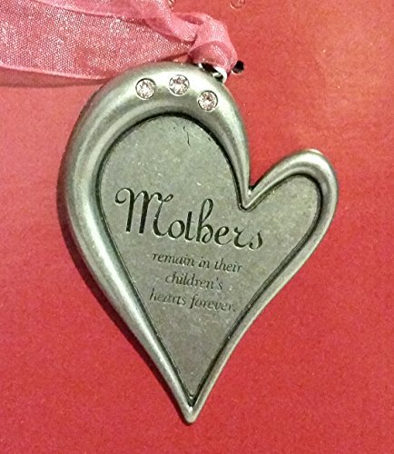Swarovski Crystal Ornament: Mother – Pink by Gloria Duchin