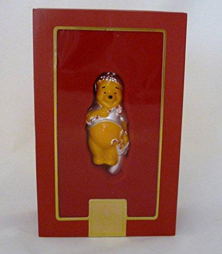 "Lenox ""Candy Cane Pooh"" Christmas Ornament"