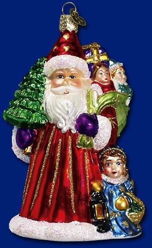 Father Christmas w/ Angel