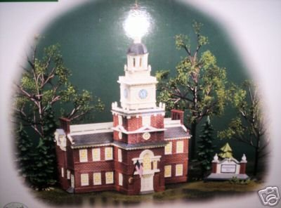 Department 56 Independence Hall