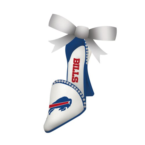 Buffalo Bills High Heeled Shoe Ornament