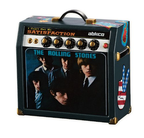 Rolling Stones Satisfaction 2012 Carlton Heirloom Ornament