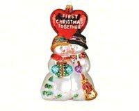 Cobane Studio LLC COBANEE125 First Christmas Together Ornament