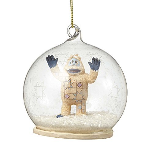Rudolph Traditions by Jim Shore, Bumble Dome Ornament