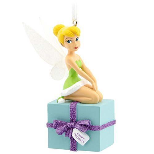 Hallmark Disney Peter Pan Tinker Bell Christmas Ornament